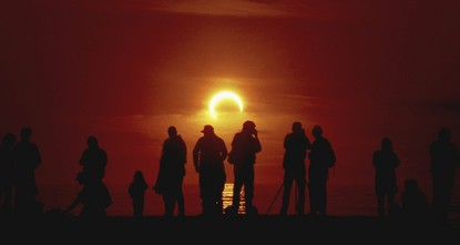 pThis August, the U.S. will experience its first coast-to-coast total solar eclipse in 99 years./p  pTotal solar eclipses occur every year or two or three, often in the middle of nowhere like the...