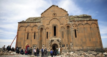 Ani Cathedral in eastern Turkey to go under renovation