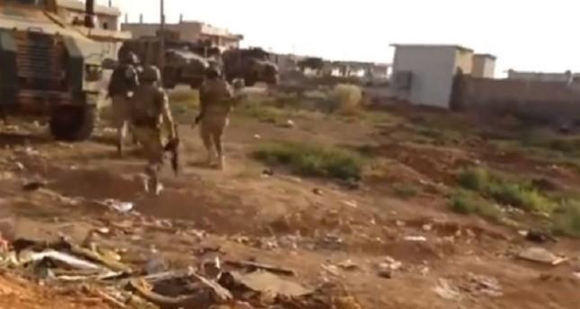 قوات نبع السلام تسيطر على طريق (إم 4) الدولي بعمق 30-35كم