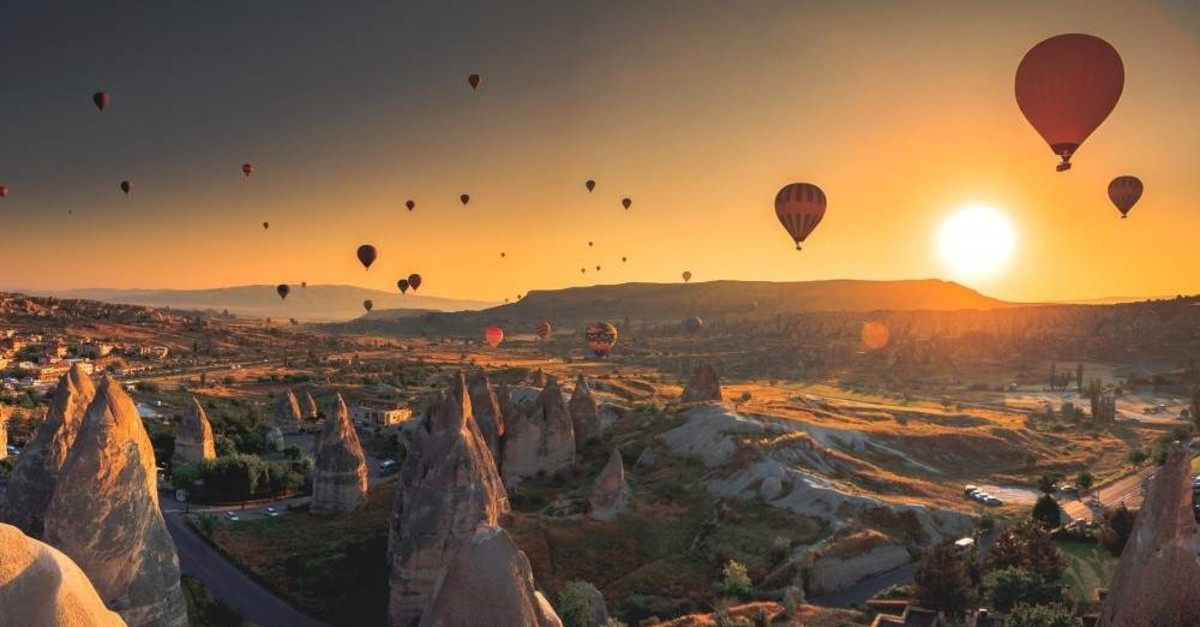 The Cappadocia Film Festival will turn the touristic site into an attraction for the cinema sector. (iStock Photo)