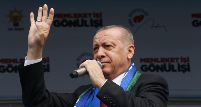 أردوغان: التضخم سينخفض مجدداً إلى ما دون 7 بالمئة