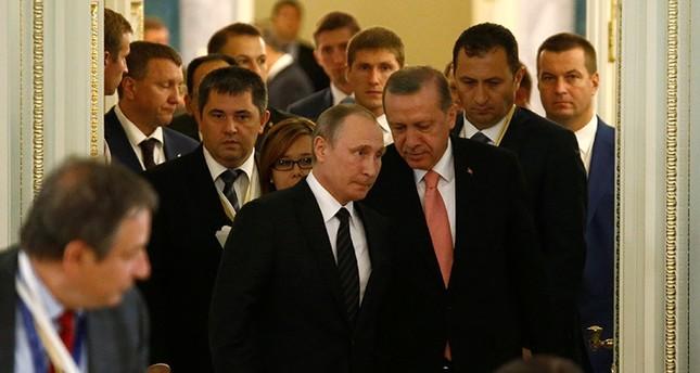 أردوغان: الأيام تكشف دور غولن وداعميه في استهداف علاقتنا مع روسيا