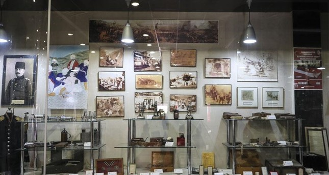 Ottoman, early republic medical history on display in Ankara museum