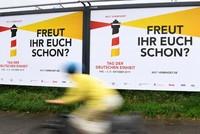Festakt zur deutschen Einheit mit Steinmeier