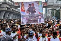 Thousands celebrate reconciliation between Ethiopia, Eritrea in peace run