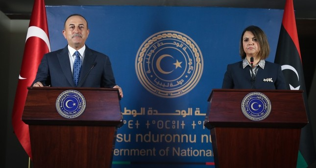 تركيا: نولي أهمية بالغة لسيادة ليبيا ووحدة أراضيها