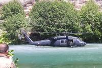 Sikorsky awards Turkish gendarmerie team for brave Tigris rescue