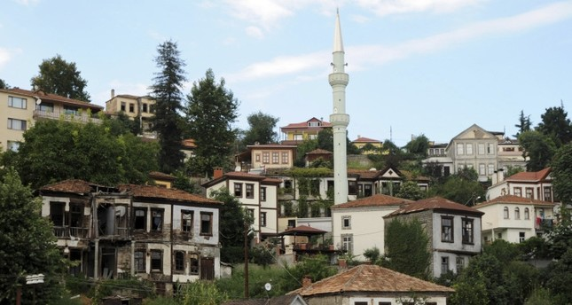 Trabzon's district bearing Ottoman features ready for tourist season