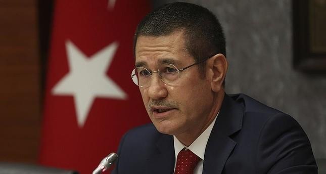 نائب رئيس الوزراء التركي نورالدين جانيكلي (وكالة الأناضول للأنباء)