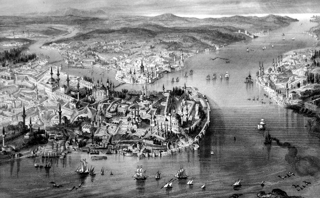 Manuscript uncovers traces of Byzantine, Ottoman empires