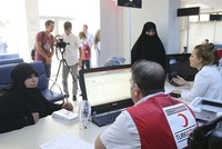 Over 850,000 refugees will receive special debit cards before August financed by the European Union and implemented by the Turkish Red Crescent, according to European Commission Humanitarian Aid...