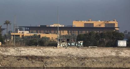 Rocket attack hits US coalition base in Iraq capital