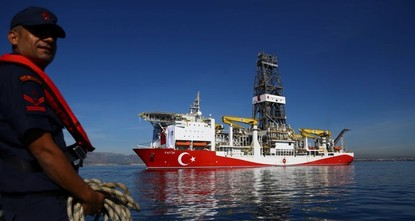 Turkey open to new cooperation with int'l firms in Med, Black Sea