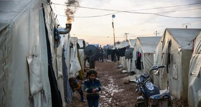 The establishment of a safe zone and the return of displaced Syrian people