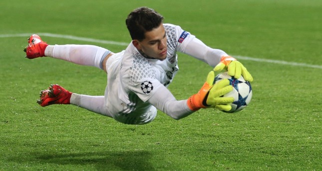 Half of the fee for Moraes will go to third parties, including the 23-year-old keeper's former Portuguese team, Rio Ave