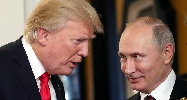 Putin thanked Trump for CIA tip on bombings: Kremlin