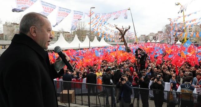 أردوغان يؤكد عزم تركيا جعل إسطنبول الوجهة الأولى للسياح في العالم