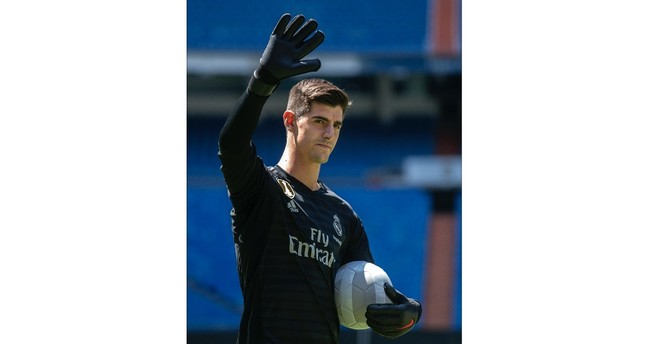 Agent: Family only reason Courtois moved to Real