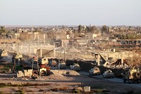 20 civilians killed by US coalition airstrikes in Syria's Deir el-Zour