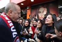Opposition alliance in efforts to block Turkey's 2023 goals, Erdoğan says