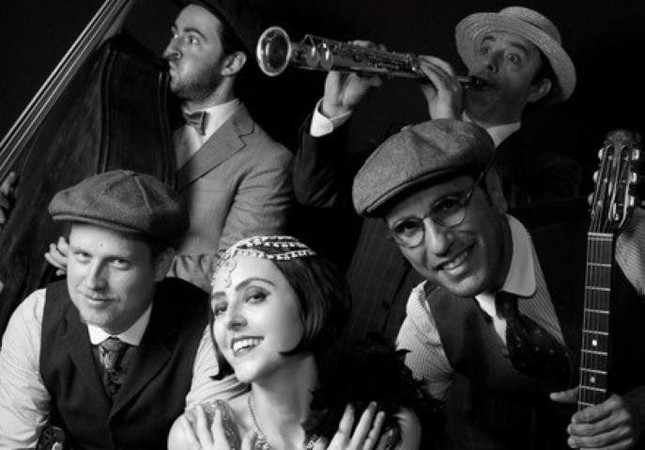 Flapper Swing will be at Zorlu PSM on Jan. 29 at 9 p.m.