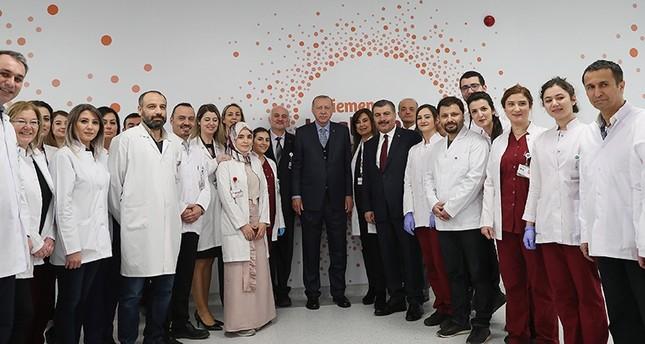 Europe's biggest hospital next in Turkey's bid to be health hub