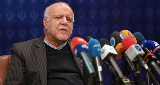 وزير النفط الإيراني، بيجان نامدار
