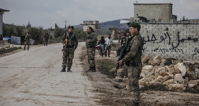 Turkish-backed FSA operation targets Afrin gang