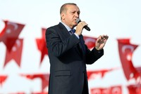 Erdoğan pledges stronger stance against terror, says PKK will either surrender or leave Turkey