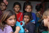 Education keeps children in Azaz hopeful of Syria's future