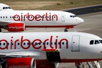 Germany's second largest airline Air Berlin files for bankruptcy