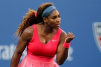 Serena Williams, a 23-time Grand Slam singles champion, fired back Monday at John McEnroe's remark that she would only rank about 700th on the men's tennis circuit. McEnroe, a seven-time Grand Slam...