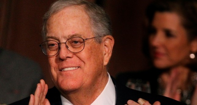 В США в возрасте 79 лет умер миллиардер Дэвид Кох