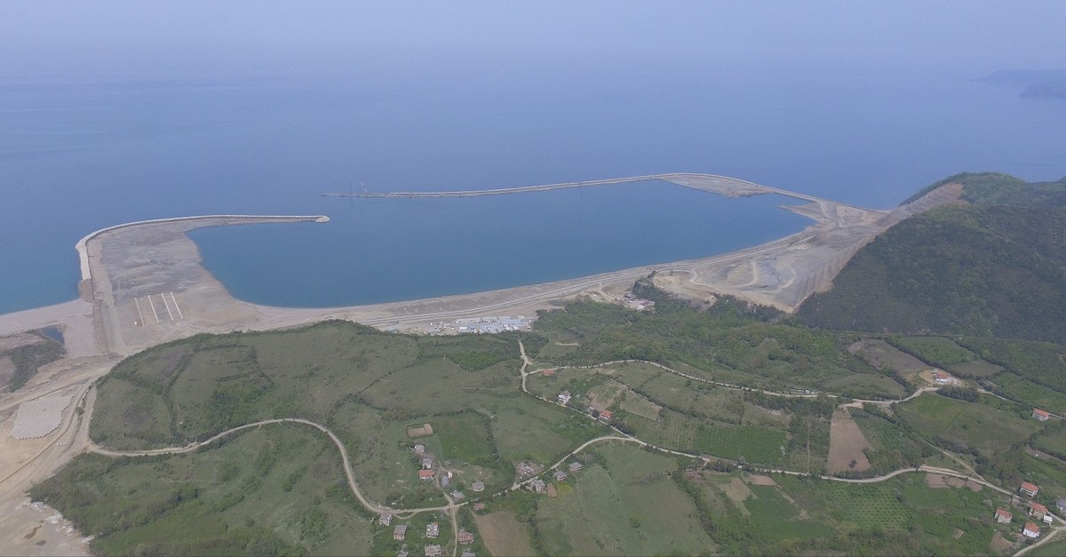 The Filyos Port in Turkeyu2019s Western Black Sea is capable of handling 25 million tons of cargo annually and one of the five largest investment projects in the country.