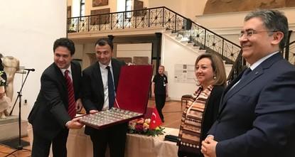 Bulgarien gibt 63 Artefakte an die Türkei zurück