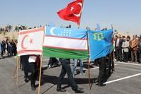جانب من الاحتفالات بعيد النوروز بولاية قيسري التركية