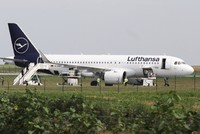 Lufthansa plane evacuated over bomb threat in Belgrade