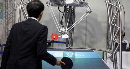 World Robot Summit imagines future coexistence of robots and humans