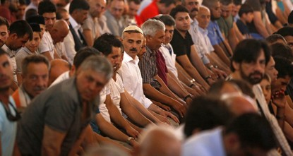 pTurkey and most other Muslim countries are set to celebrate the Eid al-Fitr feast on Sunday to mark the end of the holy fasting month of Ramadan./p