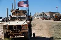 US conducts first patrol in NE Syria since pullback