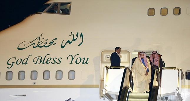 ملك السعودية يصل الأردن اليوم