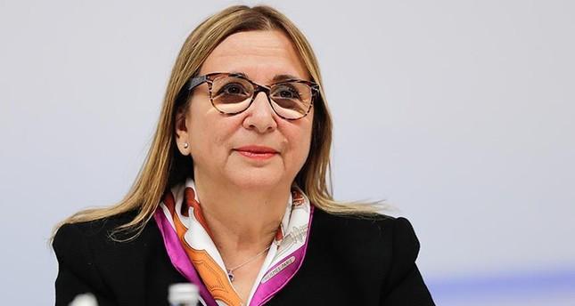 وزيرة التجارة التركية: رددنا بالمثل على العقوبات الأمريكية