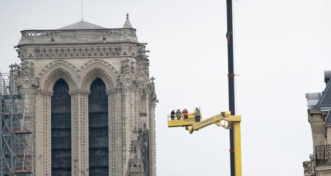 ملياردير فرنسي يتبرع بـ 200 مليون يورو لإعادة إعمار نوتردام