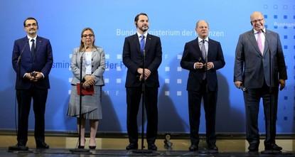 ألبيرق: التوترات بين تركيا وألمانيا أصبحت طي التاريخ