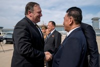 Talks with Pompeo were 'regrettable,' North Korea says