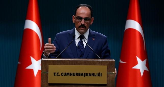 الرئاسة التركية:  تغيير مواقع نقاط المراقبة في إدلب أمر غير وارد وسنرد بشدة على أي اعتداء