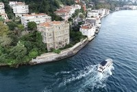 Turkey's most expensive seaside mansion on sale