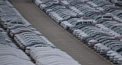 Turkish auto sales more than double in October