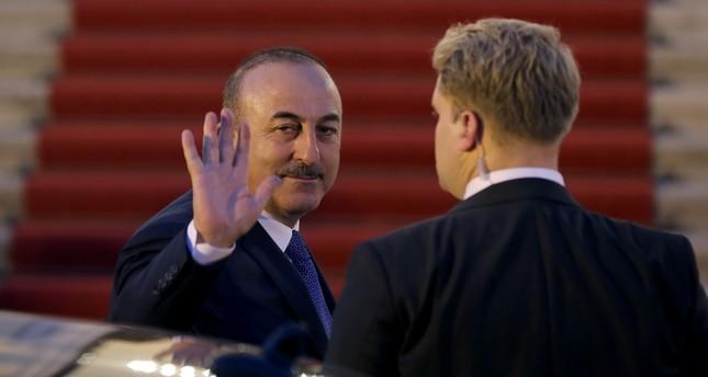 وزير الخارجية التركي يجري زيارة رسمية لفرنسا الأحد