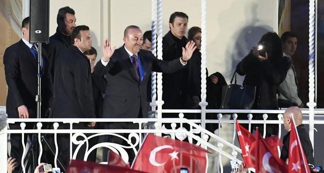 سويسرا: لا أسباب تستدعي إلغاء الفعالية التي يشارك فيها جاوش أوغلو في زيورخ